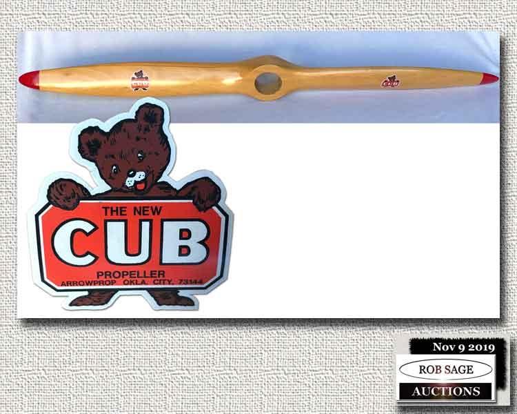 Cub Propeller