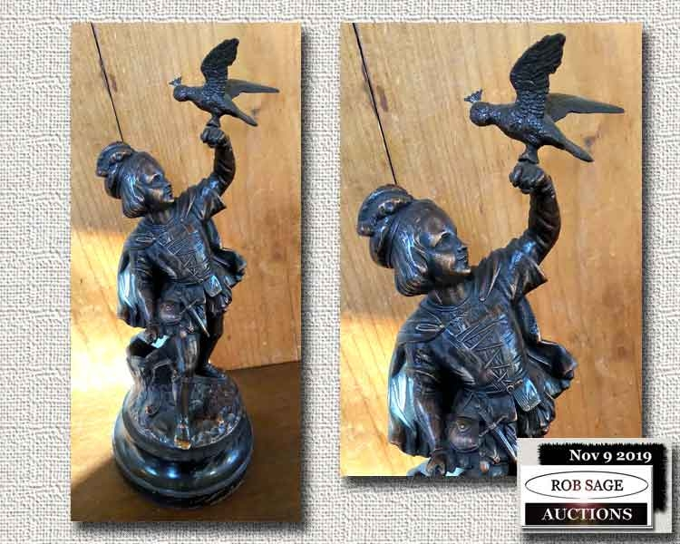 Bronze Figural