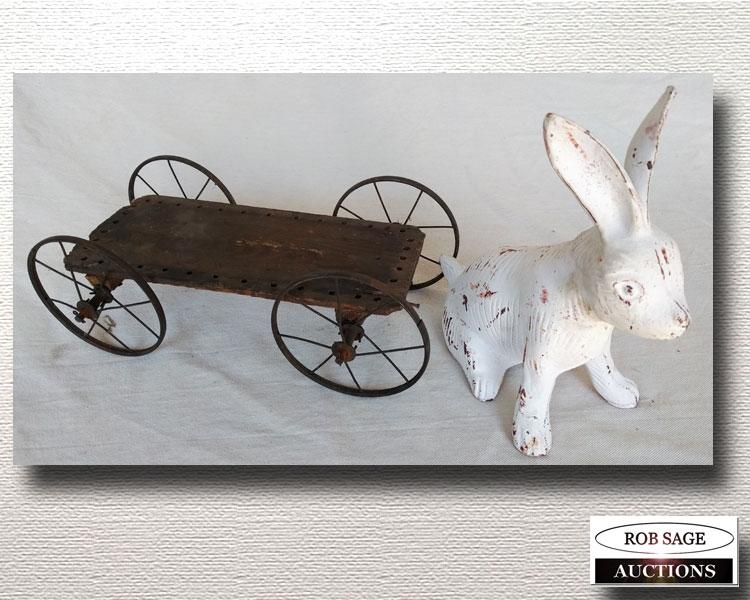 Wagon & Rabbit