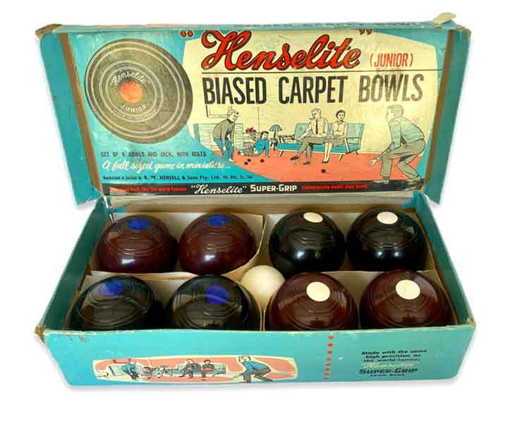 Carpet Bowling Balls