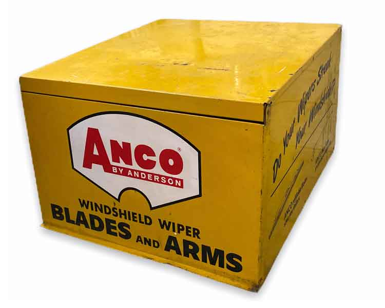 Anco Wipers Cabinet