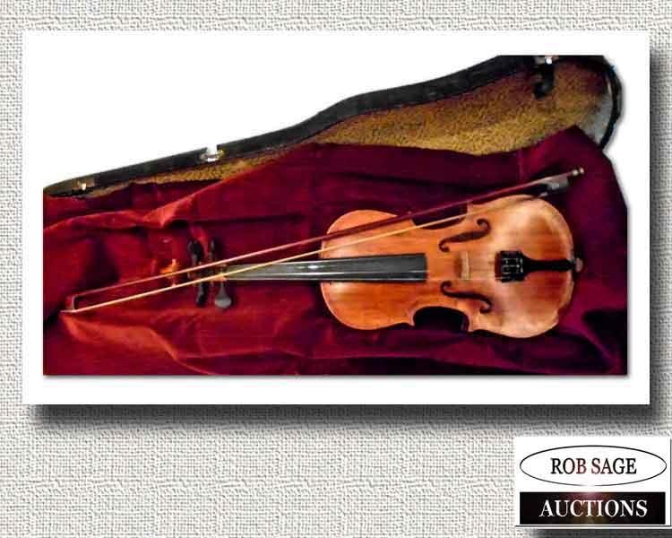 A.J. Krutzer Violin