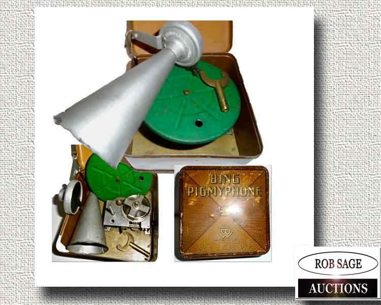 Pigmyphone 1920's
