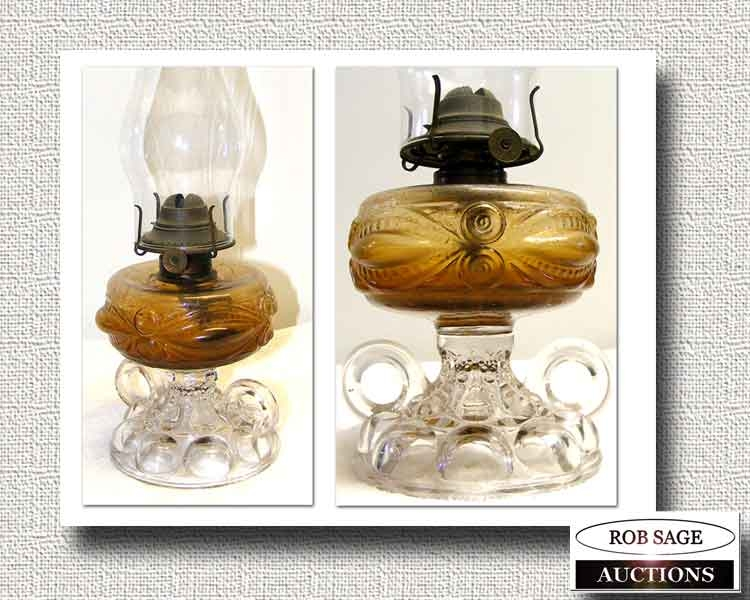 Coal Oil Lamp
