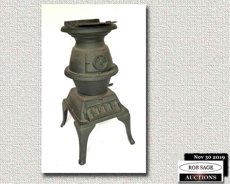 "24"" Cast Iron Stove"