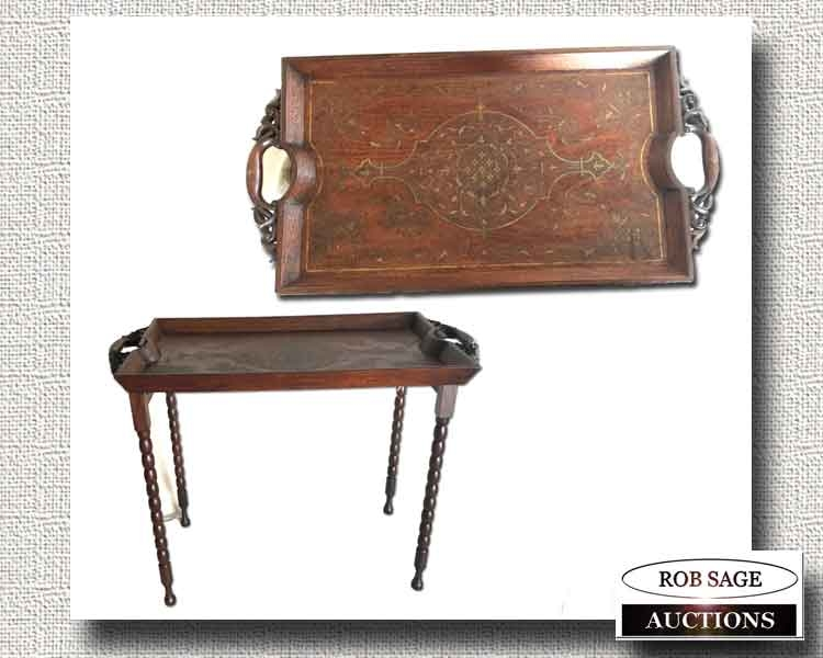 Boulle Inlay