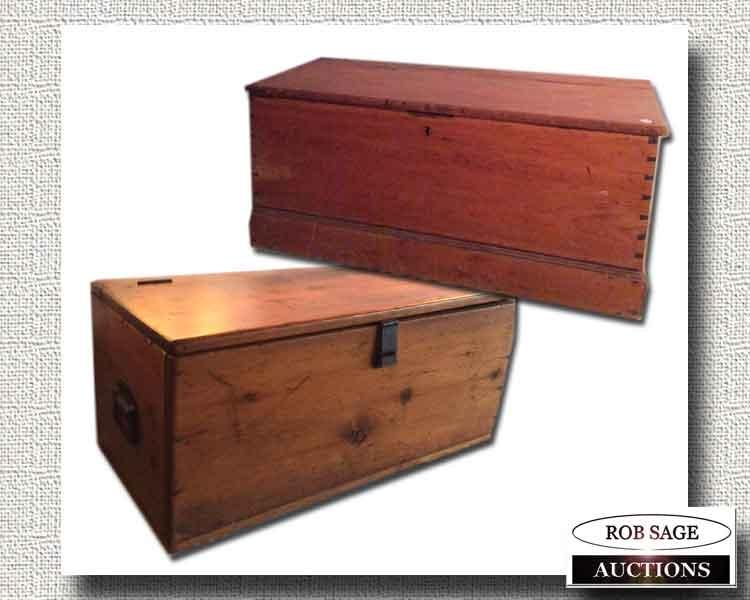 Pine Boxes