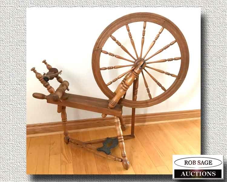 1873 Spinning Wheel
