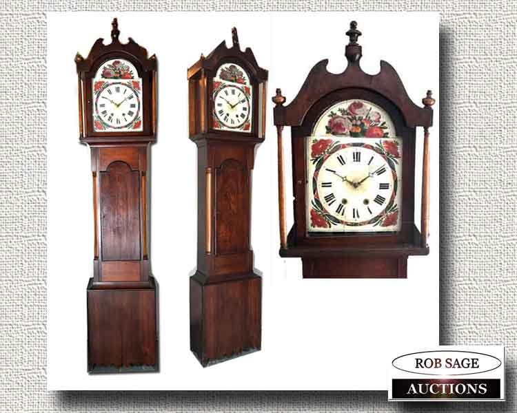 Long Case Clock