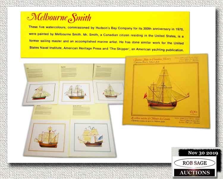 Famous Ships Prints