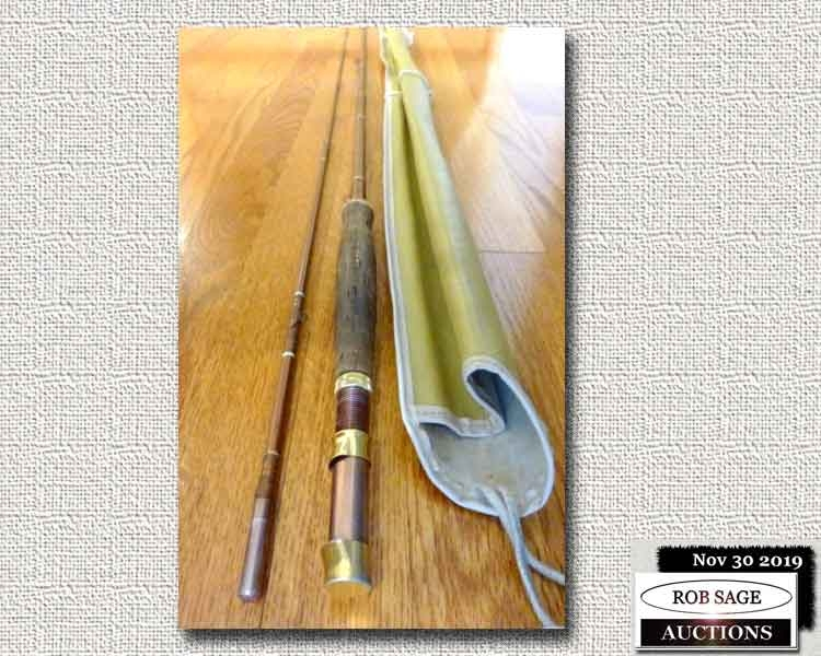 Fly Rod With Case