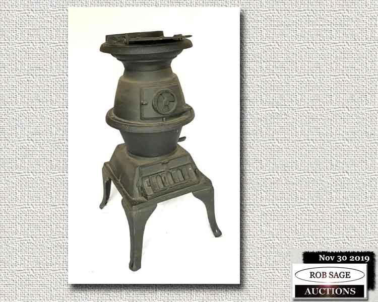 "24"" Cast Iron Stove"