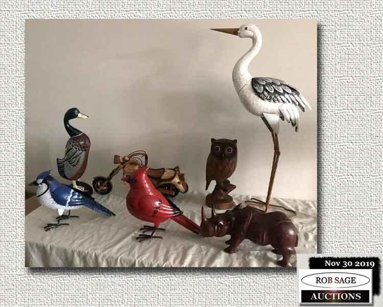 Metal Birds