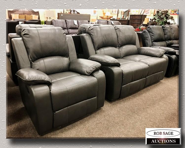 Armchair & Sofa