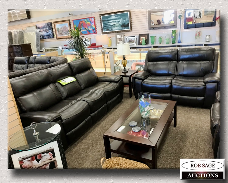 3 Piece Reclining Sofa Set