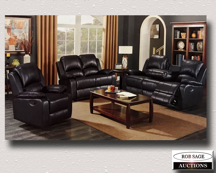 Power Reclining Sofa Set