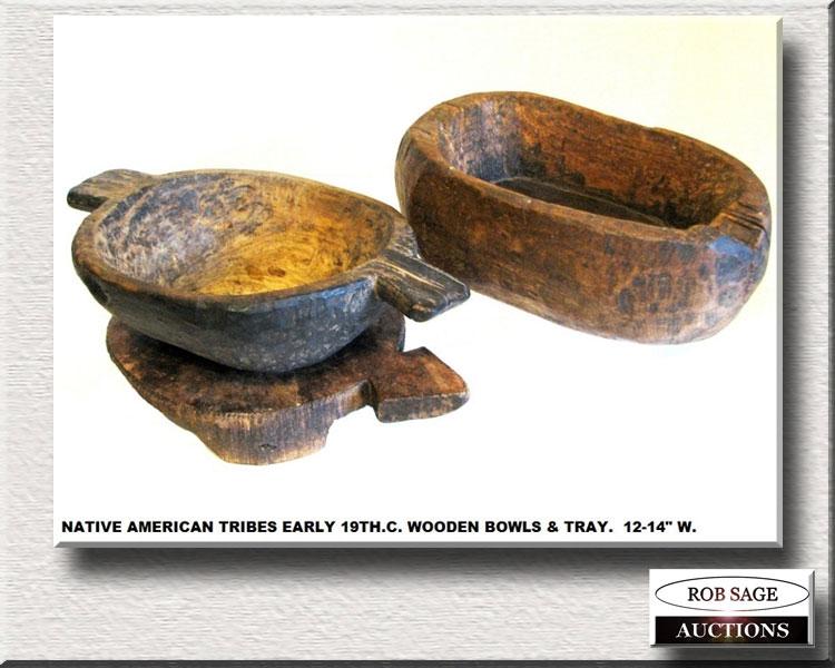 Native Wooden Bowls