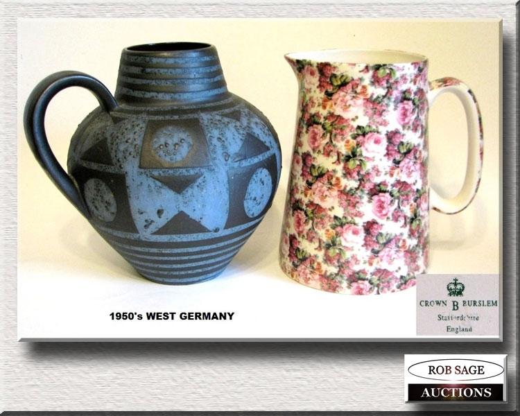 Burslem & West Germany