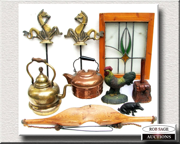 Assorted Country Items