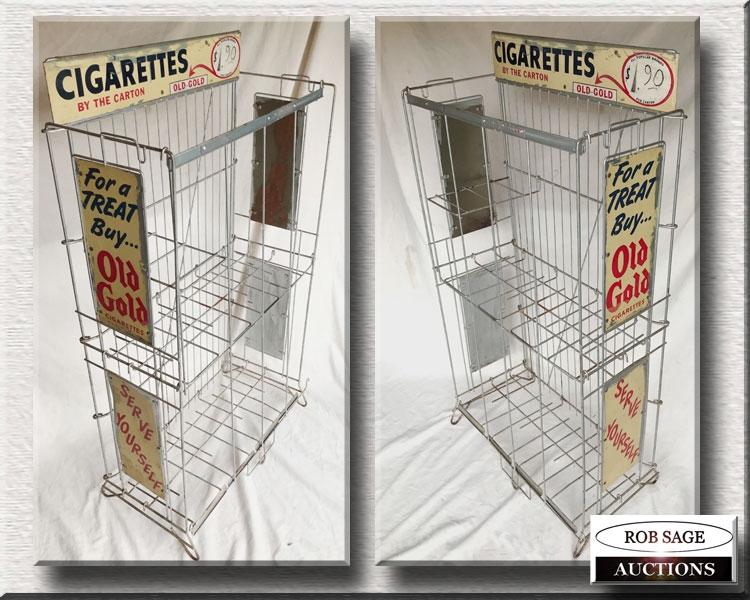 Cigarette Stand