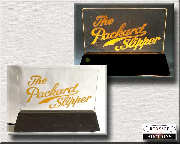 The Packard Slipper