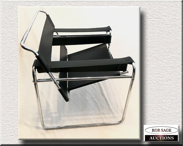 Wassily Chairs Side
