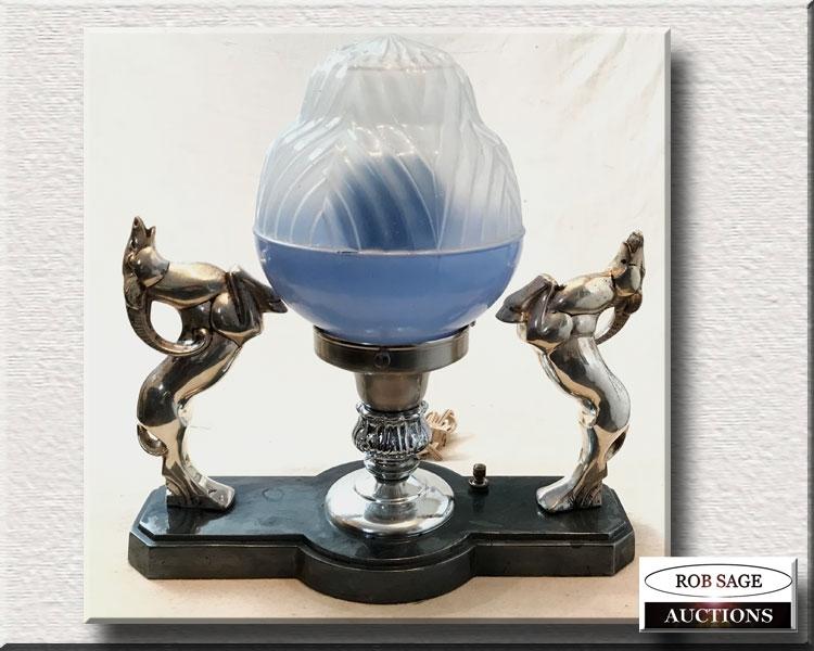TV/Radio Lamp