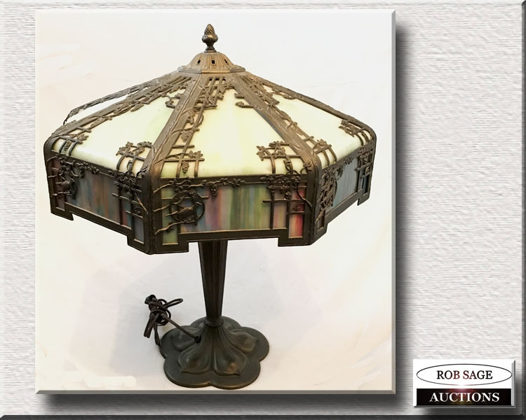 1920's Table Lamp