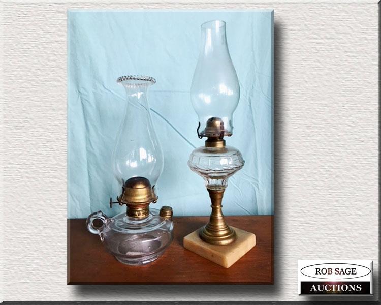 Coal Oil Lamps