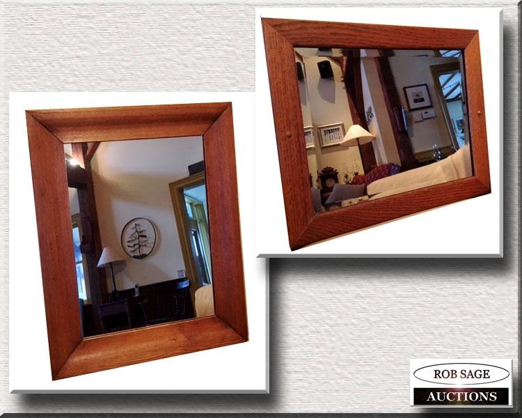 Oak Frame Mirrors