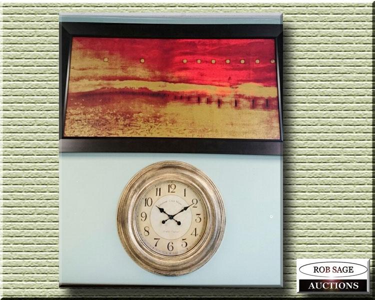 Clock & Print