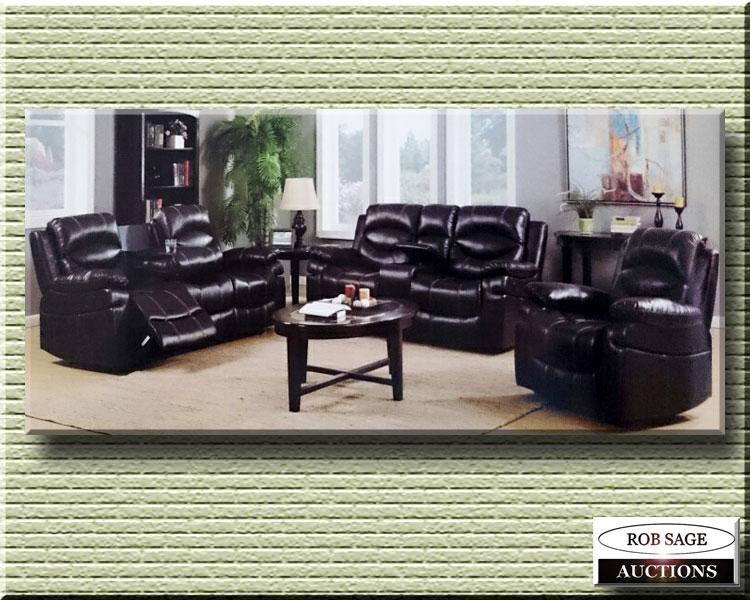 Reclining Sofa Set