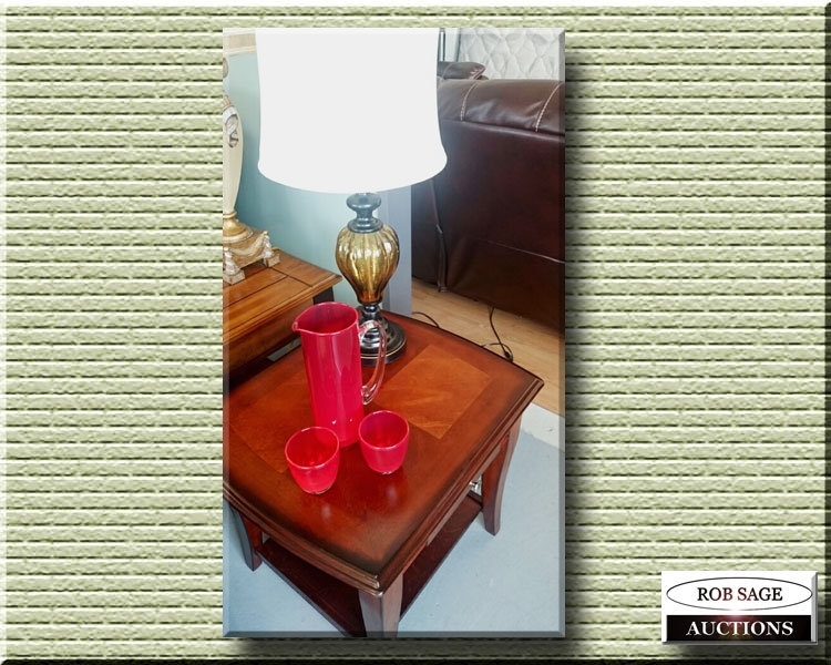 Lamp Table Etc
