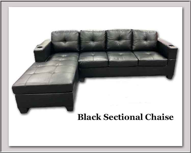 Sectional Chaise