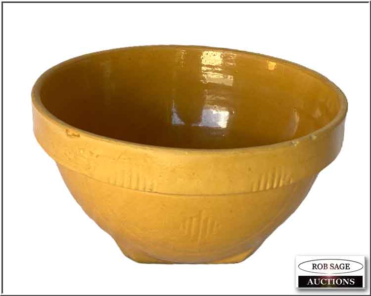 Pottery Mixing Bowl