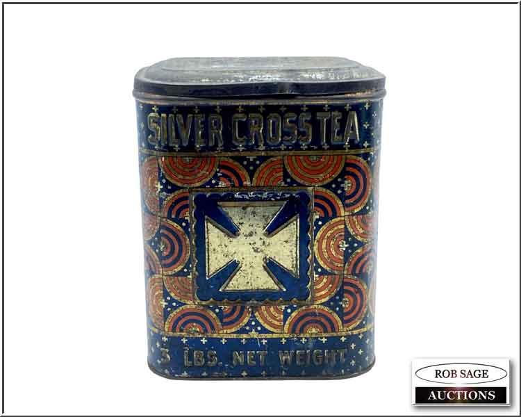 Silver Cross Tea