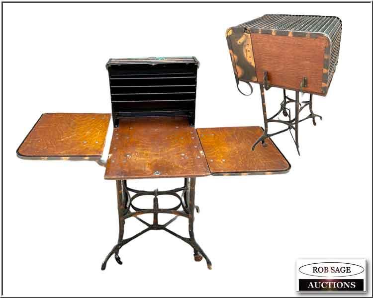Rare Payroll Desk