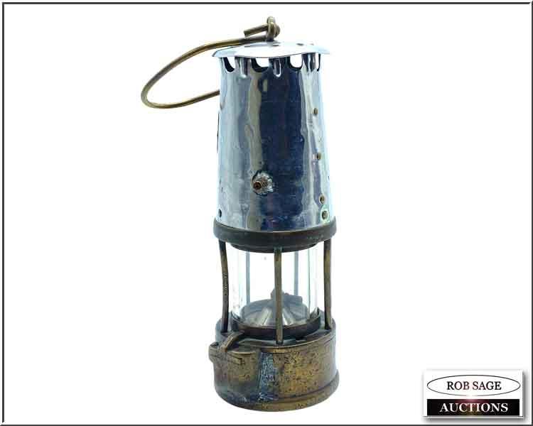 Miner's Lamp