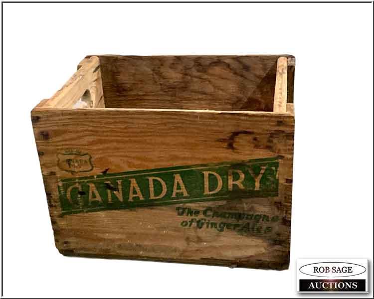 Canada Dry Box