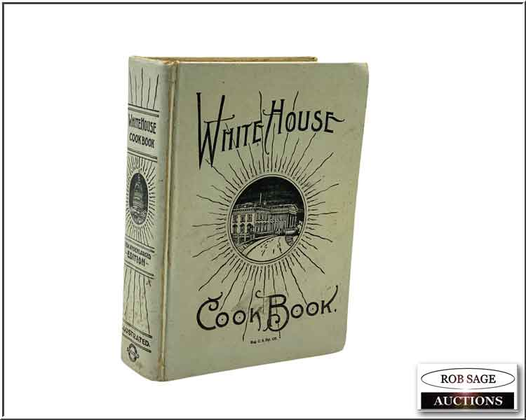 1923 White House Cook Book