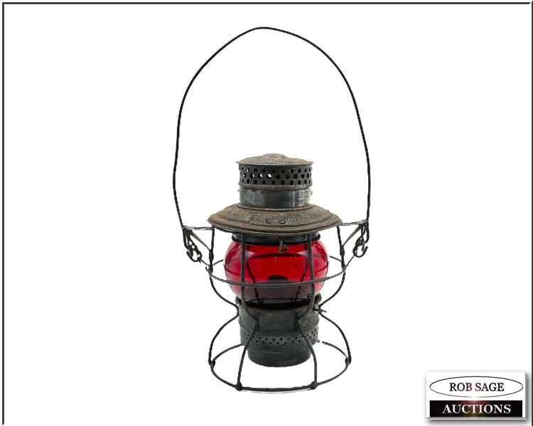 CNR Signal Lantern