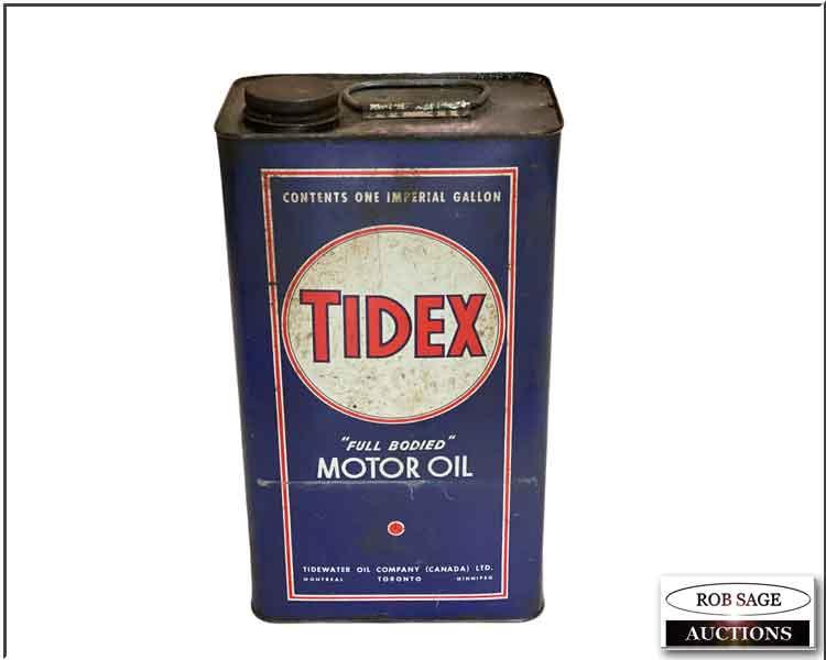 Tidex Motor Oil