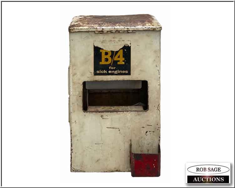 B 4 Garage  Metal Cabinet