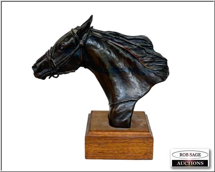 Ltd Edition Bronze
