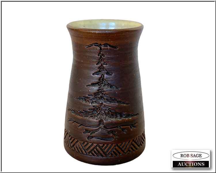 "4.5""  Mohawk Pottery"