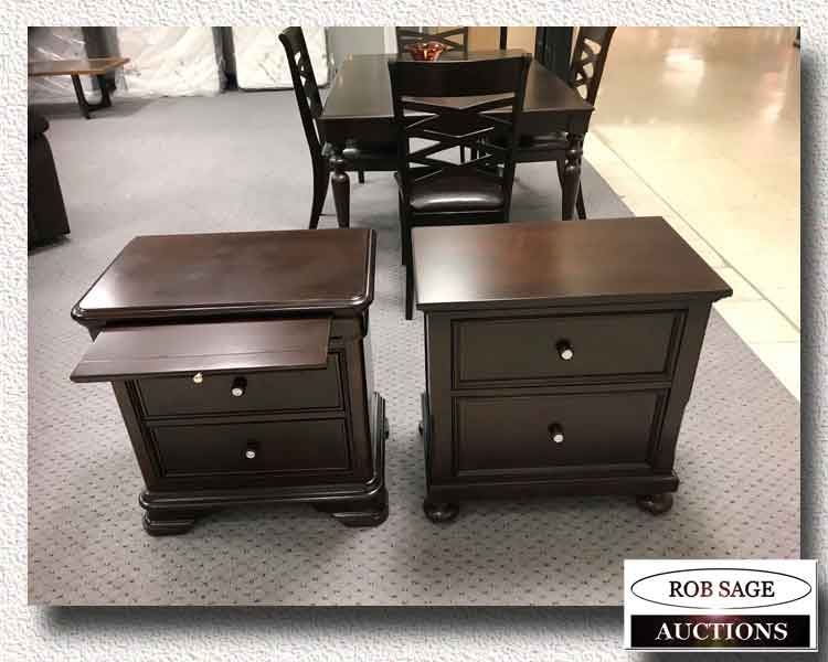 Variety Of Night Stands